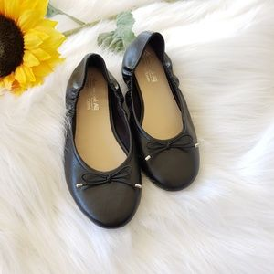 American Eagle Outfitters black ballet flats